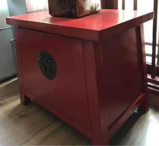 Side small cabinet