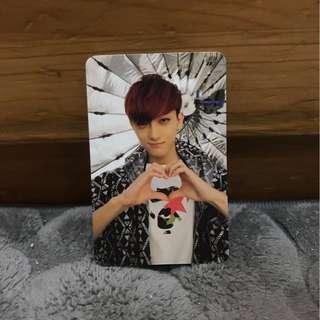 EXO TAO Growl Album Card 黃子韜咆哮專輯小卡
