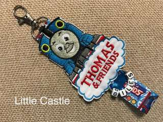 Little Thomas Personalize Name Tag