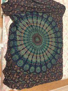 TAPESTRY (never used) sooo nice on wall but doesn't match my room (price is nogotiable)