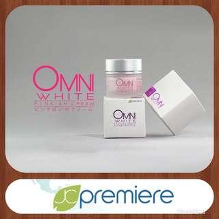 Omni White Pinkish Cream 8g