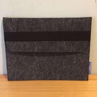 Brand new ipad bag 毛絨手提袋
