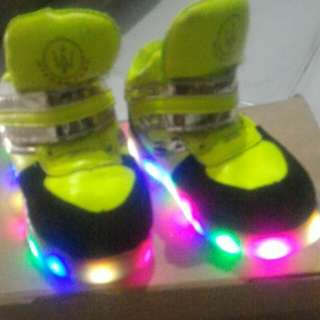 Sepatu anak baby boy
