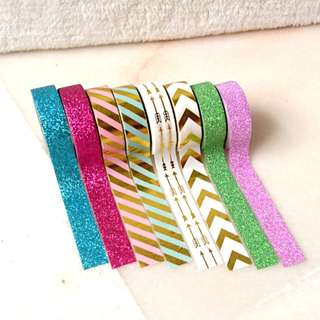 Hot selling washi tapes *Good quality Chic designs*