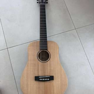 Guitar: Cort Earth Mini OP (10/10 condition. Hardly used. 1 month old)