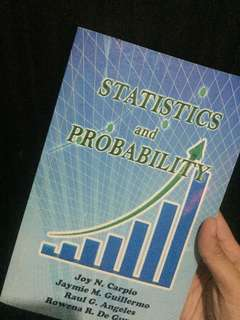 Statistics and Probability for SHS