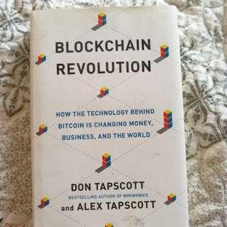 Blockchain Revolution by Don and Alex Tapscott
