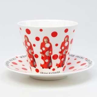 Yayoi Kusama Limited Edition Glassware