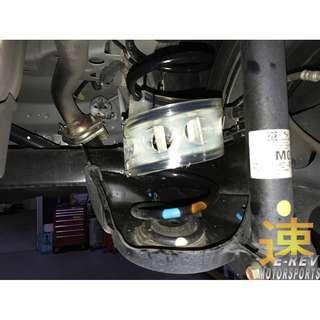 Honda Shuttle Spring Stiffeners