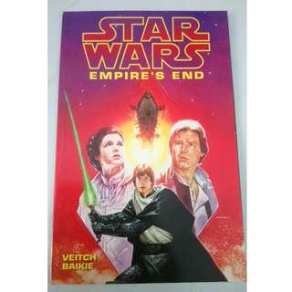 STAR WARS : EMPIRE'S END TPB