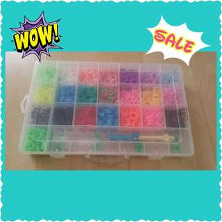 Free Shipping Offer Rainbow Loom Bands