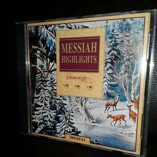 cd highlights from messiah