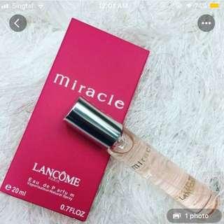 Lancônme Miracle Pocket Perfume