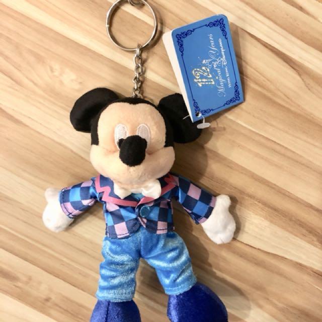 🎠香港迪士尼12週年紀念特別版米奇