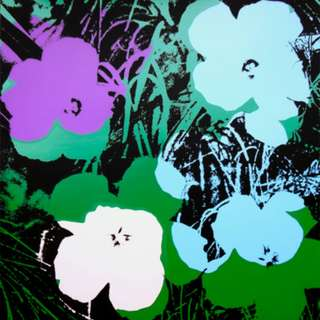 Andy Warhol Limited Edition Print