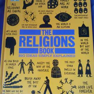 The Religion Book (Big ideas simply explained)