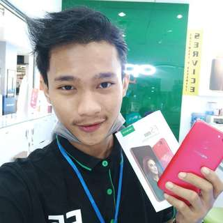 Oppo F5 Pro 6/64 Red ( Cash or Credit )