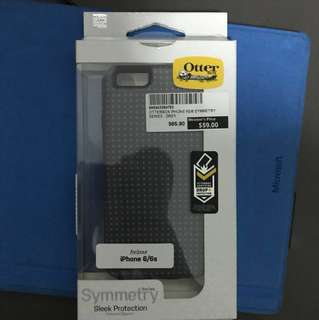 Iphone 6/6s Otterbox case Symmetry