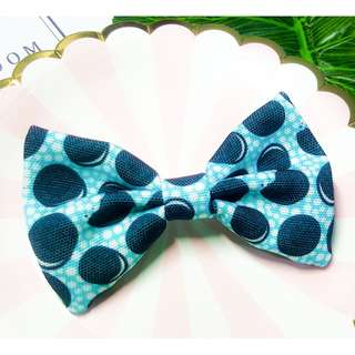 Oreo biscuit cookie Handmade , Dog Cat Bowties Bow tie , Clothing , Accessories , Pet Collars , Bandana,