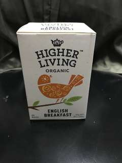 Organic Fruit & Herbal Teas-English Breakfast Tea(20bags)有機茶包