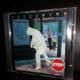 English CD spyro gyra incognito