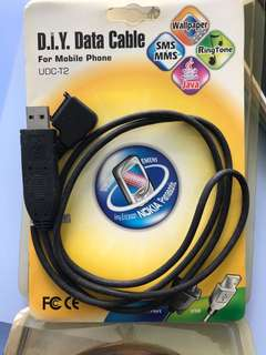 Mobile phone data cable UDC-T2