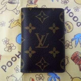 LV card holder 卡片套 (全新)