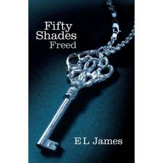 Fifty Shades Freed Book (Third Book)