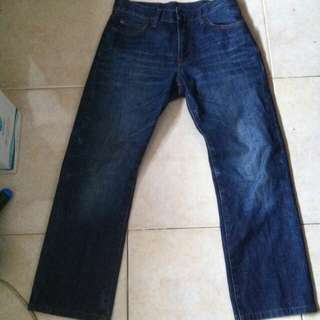 Celana Jeans Uniqlo (Stretch Jeans)