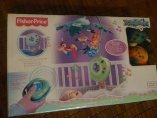 Fisher price musical baby