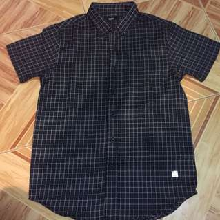 MOSSIMO BUTTON DOWN