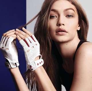 Tommy Hilfiger X Gigi Hadid Racing Gloves