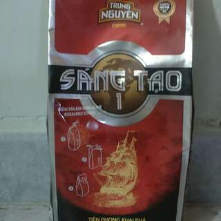 Vietnam Coffee powder - Trung Nguyen sang tao 1