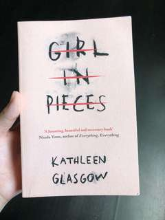 GIRL IN PIECES BOOK