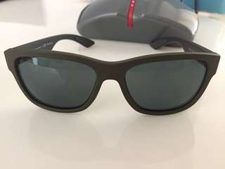 Prada sunglasses polarized