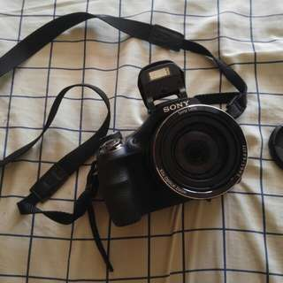 Sony Cyber-Shot DSC-H400 Camera