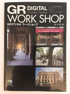 Pre-Loved GR Digital Work Shop by Chotoku Tanaka