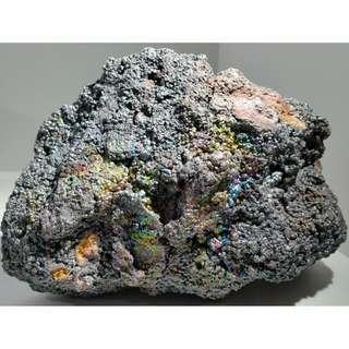 Goethite Stone. Leklai Stone. Serial no. 02. Plus a free gift.