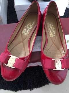Ferragamo Varina Shoes (Replica)