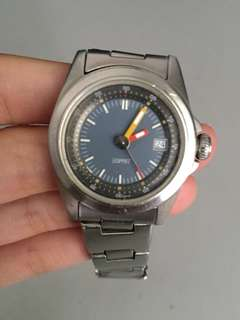 Esprit Stainless steel watch