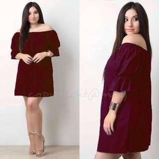 MARIAN DRESS (Large to XXL)