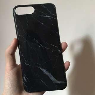 iPhone 7 Plus 8 Plus marble case