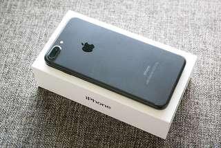Ihone7 plus 128gb黑色