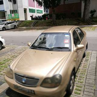 Geely CK 1.5 Auto