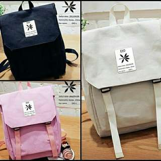 Kpop backpack