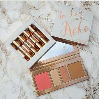 Blush Kylie + Lipcream Koko