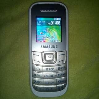 Original Samsung Basic Phone (With Free Sim)