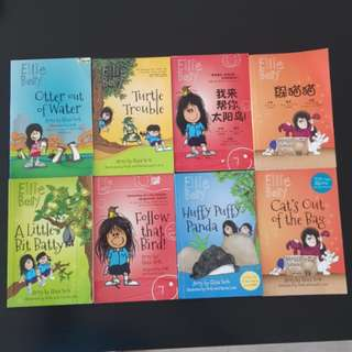 Ellie Belly Books