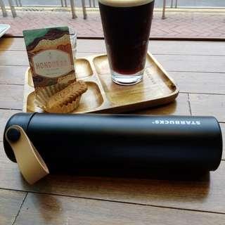 (PO)Starbucks Hongkong Black Tumbler