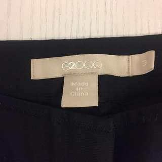 🚚 G2000女西裝褲 喇叭設計款 3號